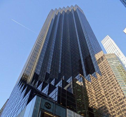 La Torre Trump se eleva en la 5ª Avenida en Nueva York, donde vivía Trump y su familia antes de la elección presidencial. (Crédito: Pixabay/ twalmedia)