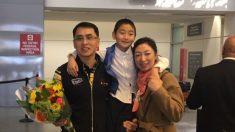 Empresario chino huye de la tortura y la cárcel en China para reunirse con su familia en Estados Unidos