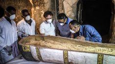Muestran tumba del orfebre egipcio Amenemhat de Luxor, que vivió hace 3500 años