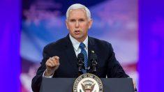 Mike Pence anuncia que EE.UU. revoca visas a 77 funcionarios venezolanos