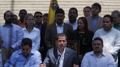"Guaidó pedirá al Parlamento decretar ""emergencia"" por apagón de casi 70 horas"