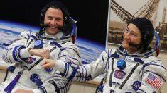 La nave tripulada Soyuz MS-12 despega rumbo a la EEI