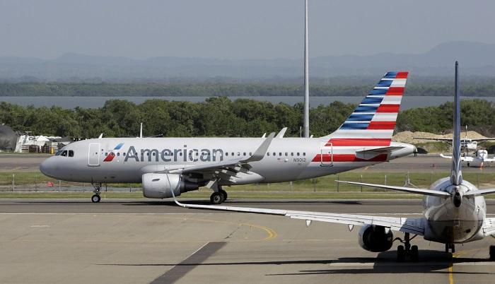 American Airlines es la única gran aerolínea estadounidense que mantiene sus vuelos a Venezuela desde Miami, después de que United y Delta suspendiesen el servicio en 2017. (EFE/Ricardo Maldonado Rozo)