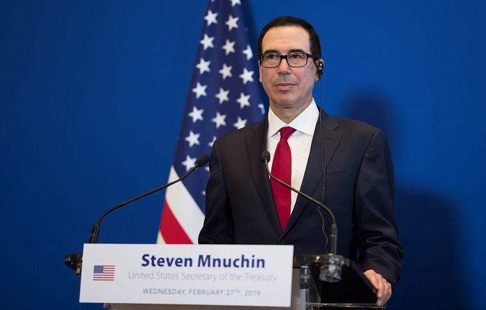 El Departamento del Tesoro de EE.UU. sancionó hoy a la empresa estatal de minería de Venezuela, conocida como Minerven, que opera en el sector del oro, y a su presidente, Adrián Antonio Perdomo. EFE/ Ian Langsdon