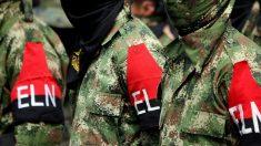 ELN deja tres heridos en atentado contra un puesto de control militar en el este de Colombia