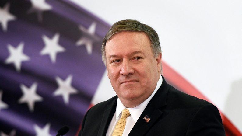 El secretario de Estado de Estados Unidos, Mike Pompeo. (EFE/Archivo)