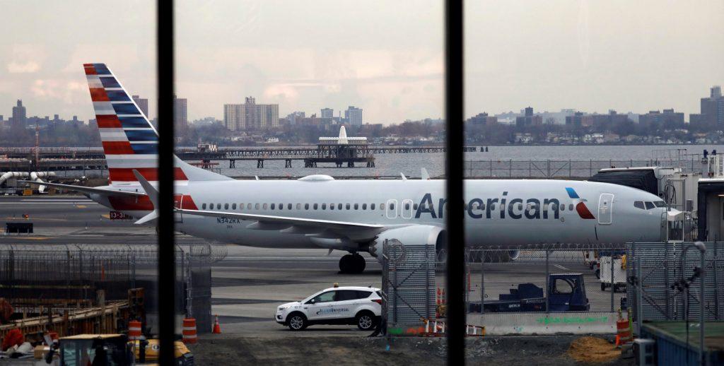 American Airlines suspende su servicio a Venezuela