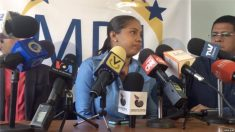 Venezuela: Legisladora oficialista que reconoció a Guaidó denuncia persecución contra su familia