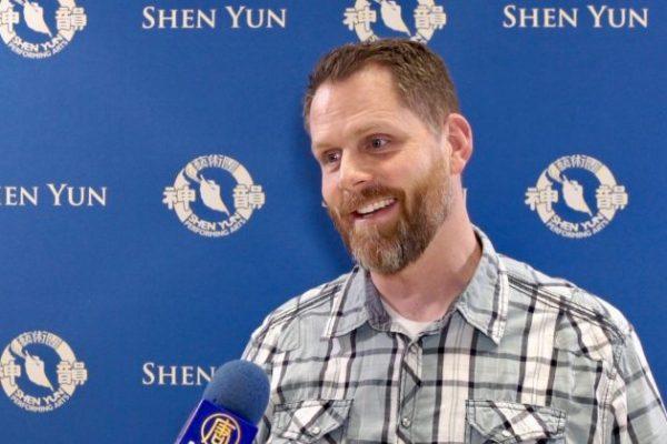 Senador estatal: Shen Yun restaura la riqueza de la cultura china
