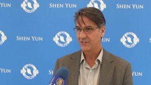 """""""Shen Yun llega a tu corazón y a tu mente"""", dice alcalde"""