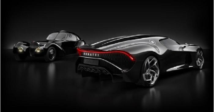 Bugatti. via Biobiochile