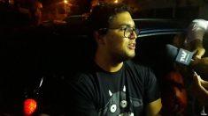 Régimen libera periodista hispano-venezolano pero le impone no salir del país ni declarar en los medios