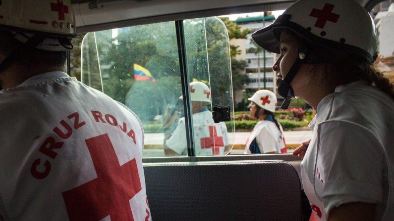La Cruz Roja duplica su presupuesto para Venezuela. (CruzRojaVe)