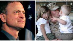 """El """"teniente Dan"""" obsequia una casa inteligente a ex boina verde que perdió sus piernas en Afganistán"""