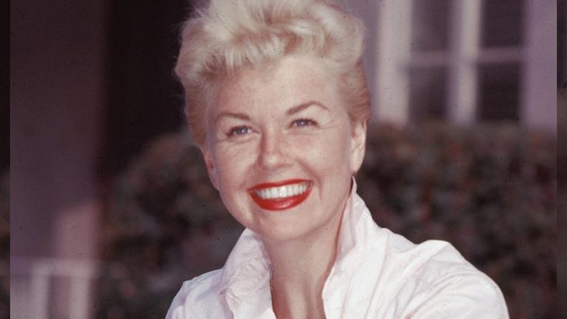Actriz Doris Day. (Hulton Archive/Getty Images)