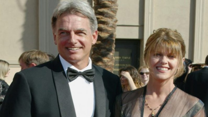 Mark Harmon y Pam Dawber. (Crédito: Kevin Winter/Getty Images)