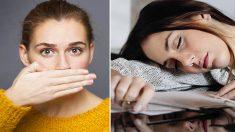 El mal aliento y el cansancio son unas de las 10 señales de daño hepático. ¡Cuida tu hígado!