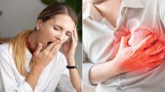 ¿Te sientes cansado todo el tiempo? 13 síntomas de enfermedad cardíaca que no debes ignorar jamás