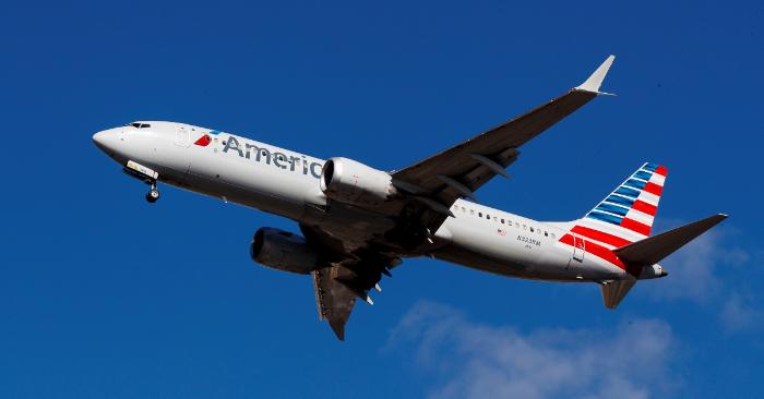 American Airlines dejó de volar definitivamente a Venezuela. EFE/Archivo