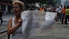 Venezuela vive su séptimo día con cortes eléctricos