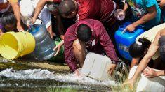 Quinto día de apagón en Venezuela agrava la crisis, el acceso al agua y a los productos básicos
