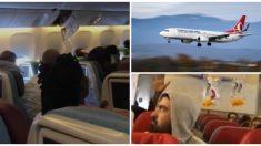 29 personas lesionadas en vuelo a Nueva York que quedó atrapado en turbulencia severa