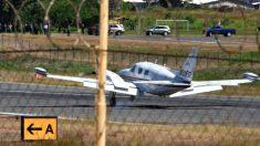Piloto suicida estrella su avioneta contra una fiesta para matar a su mujer