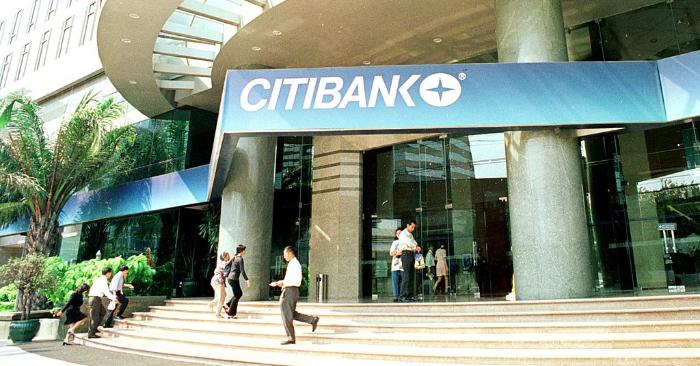 Citigroup depositará 200 millones de dólares de Venezuela en cuenta en EEUU