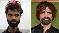 Hallan en Pakistán al doble de Tyrion Lannister de Juego de Tronos trabajando de camarero