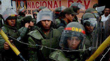 Colombia investiga presunta incursión de Guardia venezolana en su territorio