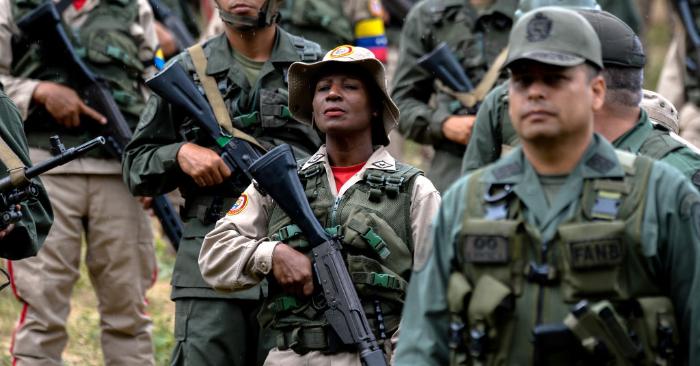 Foto ilustrativa de FEDERICO PARRA/AFP/Getty Images