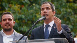 Guaidó aseguró que quiere una intervención internacional pero en cooperación