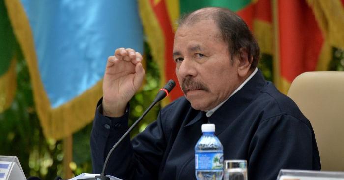 Opositores detenidos en Nicaragua afrontan acusaciones fabricadas, dice HRW