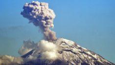 Popocatépetl preocupa a las autoridades tras explosión, sismo y 111 exhalaciones en 24 horas