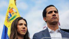 Pence se reunirá este miércoles con la esposa de Guaidó en la Casa Blanca