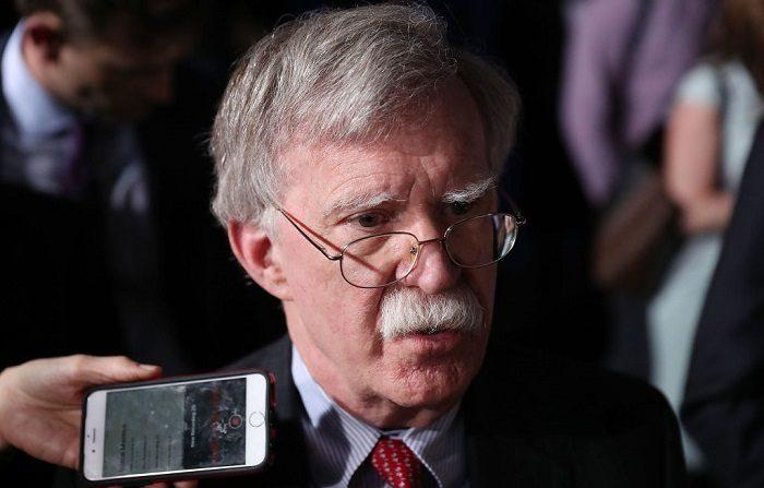 John Bolton, asesor de Seguridad Nacional de EE.UU. (Joe Raedle/Getty Images)