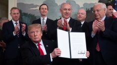Trump reconoció la soberanía de Israel sobre los Altos del Golán