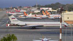 EE.UU. llama a todos los países bloquear la ruta de aviones y barcos rusos que abastecen a Maduro