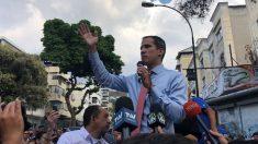 Guaidó recorrerá Venezuela para organizar movilización a palacio presidencial
