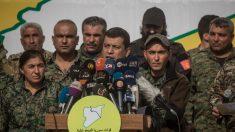 Fuerzas kurdas anuncian el fin del 100% de ISIS en Siria