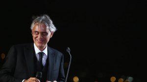 Cantando con amor: Entrevista a Andrea Bocelli