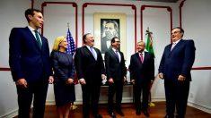 López Obrador y Kushner evalúan relación México-EEUU a 100 días de gobierno