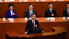 El régimen chino advierte sobre 'graves riesgos y desafíos' durante reunión política anual