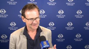 Shen Yun comparte un mensaje universal de esperanza, dice director ejecutivo australiano