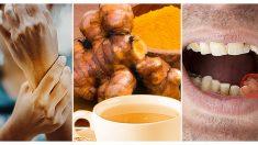 ¿Sufres artritis? El té de jengibre puede remediar eso y 7 dolencias más