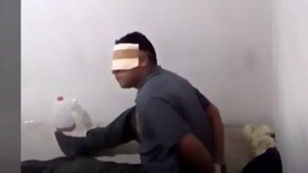 Teniente desertor grabó con cámara oculta las torturas a disidentes en Venezuela