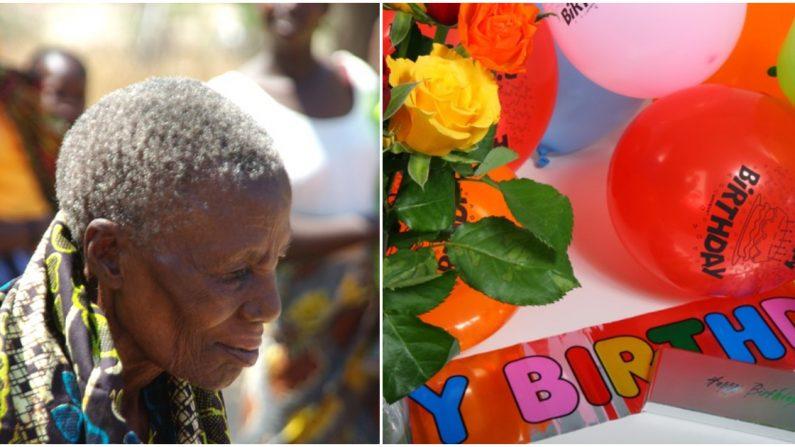 Celebra su cumpleaños 111 y comparte su secreto para una vida larga y plena, ¡cuánta sabiduría!