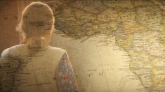 Viajó a 55 países por más de 30 años y finalmente encontró lo que buscaba, un camino al corazón