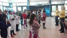Estudiantes con 'serios problemas de conducta' cambian después de practicar un simple ejercicio