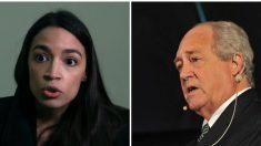 """Cofundador de Greenpeace llama a Ocasio-Cortez """"hipócrita"""" y capaz de causar """"muertes masivas"""""""